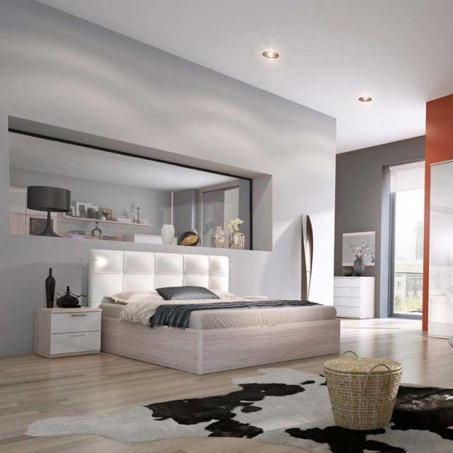 Спальня Rimini Ice - 5569