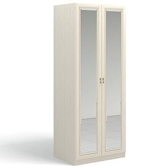 """""""Симфония спальня"""" Шкаф для одежды 2-дверный c 2-мя зеркалами - 2364"""
