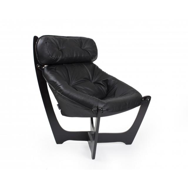 """Кресло для отдыха """"Луна"""", Модель 11 Венге/Дунди 109 - 6136"""