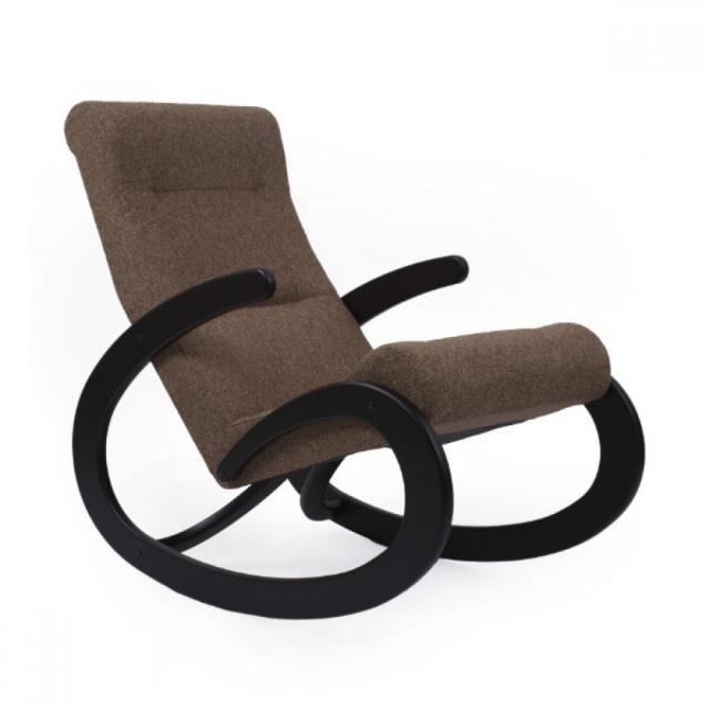 Кресло-качалка, Модель 1 Венге/Мальта 15 - 6120