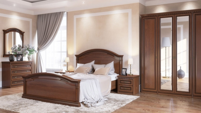 Спальня Рапсодия Ю - 6391
