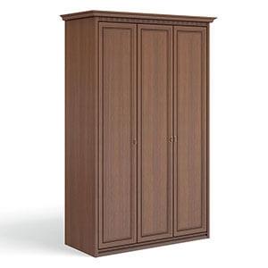 """""""Рапсодия Ю"""" Ю355.1901 Шкаф для одежды и белья 3-ти дв.без зеркал - 6354"""