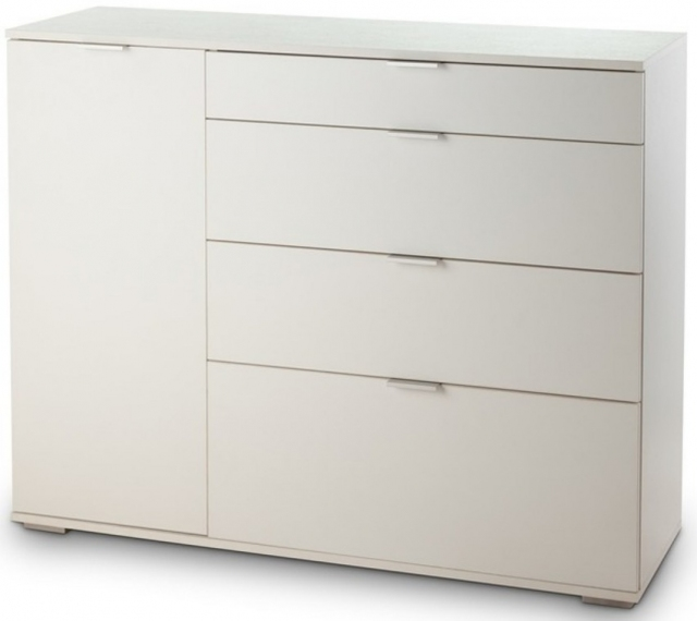 Комод НК-3 белый - 5944