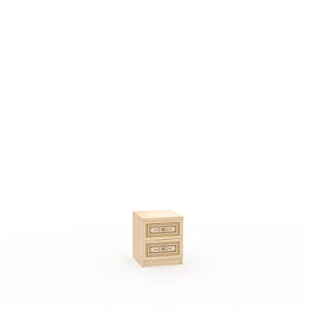 """""""Марта-М Беж"""" Тумба 2 ящика - 893"""