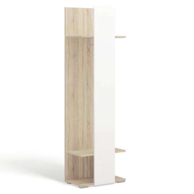 """SOLO Белый глянец 394.25-DB Стеновая панель закрытая фасад """"глянец"""" - 4873"""