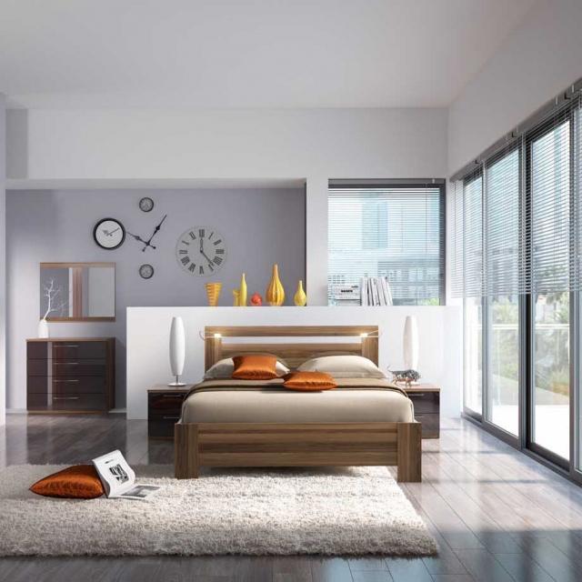Спальня Rimini Choco - 5471