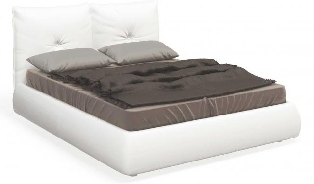 SOLO Белый глянец 800.0718-B Кровать для подъемного основания  1800*2000 - 4672