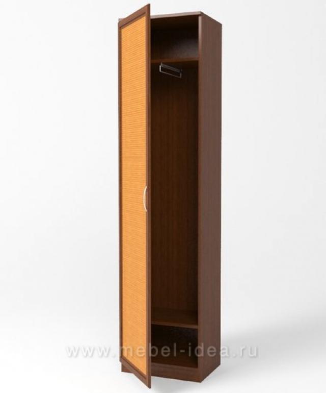 Сакура Орех Шкаф 1дв Ш40 - 3765
