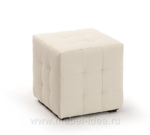Пуф ПФ-1 белый - 3753